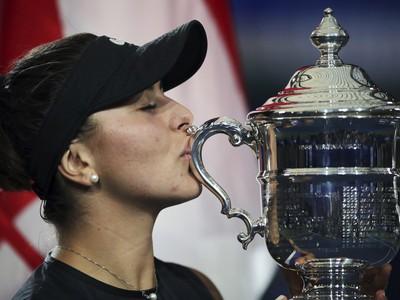 US Open ovládla kanadská