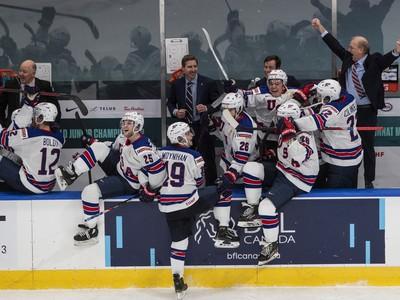 Hokejisti USA triumfovali na MS hráčov do 20 rokov v Edmontone