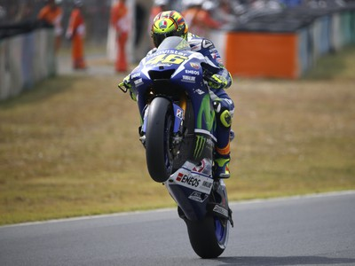 Valentino Rossi na MotoGP