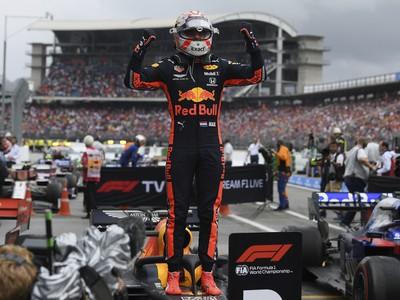 Max Verstappen, víťaz úžasnej