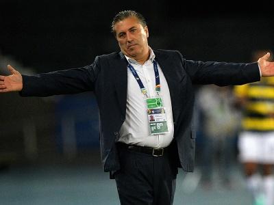Portugalský tréner José Peseiro