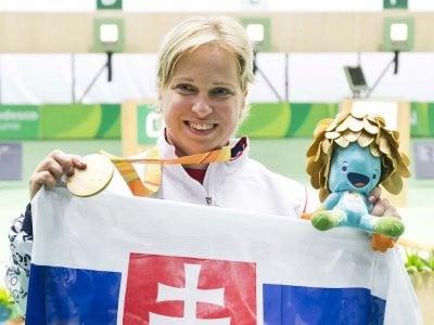 Veronika Vadovičová získala zlatú