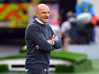 Slovenský tréner Adrián Guľa
