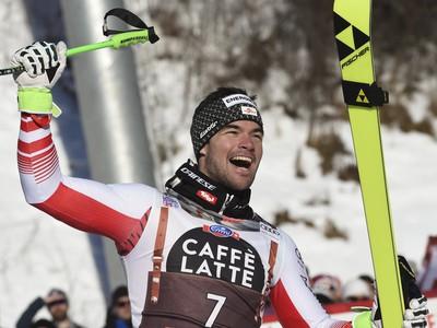 Rakúsky lyžiar Vincent Kriechmayr