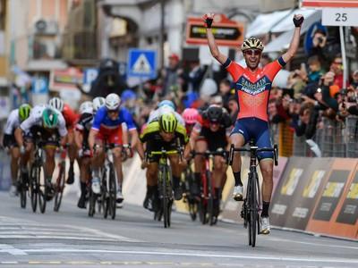 Vincenzo Nibali víťazom Milano