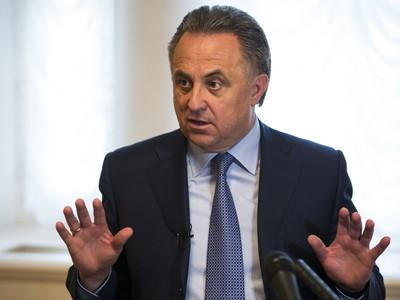 Ruský minister športu Vitalij