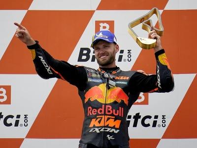 Brad Binder víťazom Veľkej