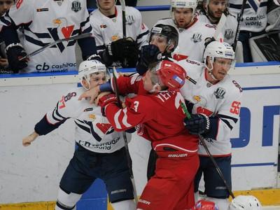 Viťaz Podoľsk otočil duel