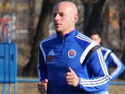Vladimír Weiss ml. na