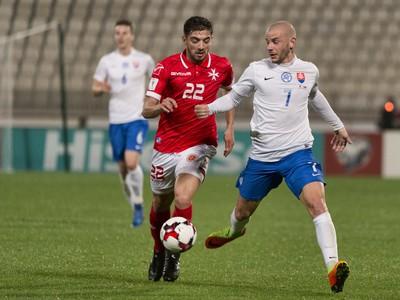Cain Attard a Vladimír Weiss v súboji