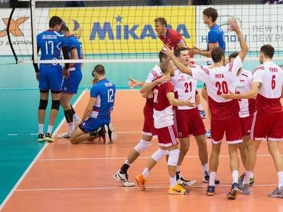 Tím Poľska počas medzištátneho