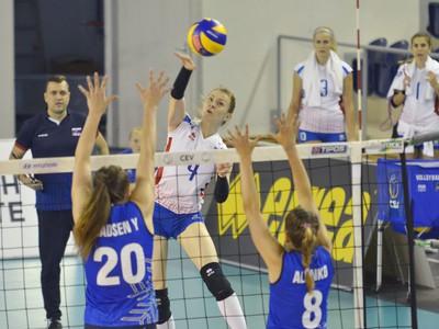 Dominika Drobňáková zo Slovenska