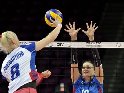 Slovenkám proti Česku nestačil