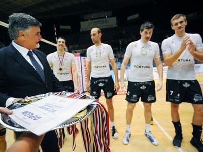 Volejbalisti Volley Team UNICEF Bratislava získali majstrovský titul