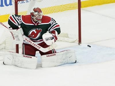Brankár New Jersey Devils