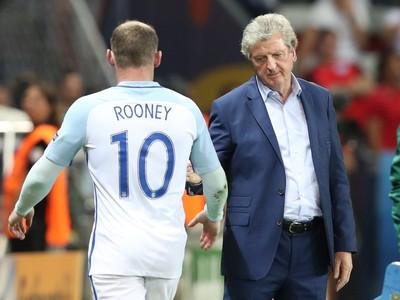 Kapitán Wayne Rooney a