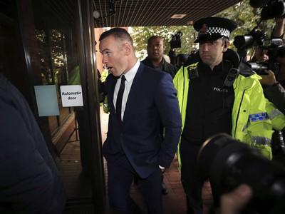 Wayne Rooney pred súdom