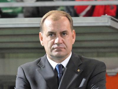 Tréner reprezentácie Vladimír Weiss