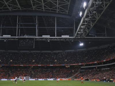 Fanúšikovia na štadióne Wembley