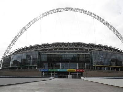 Futbalový štadión Wembley v