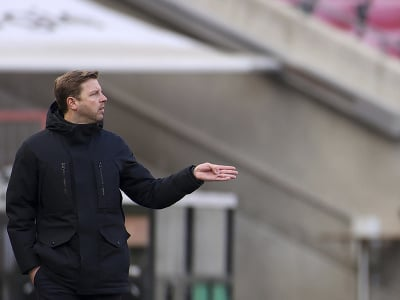 Tréner Werderu Brémy Florian Kohfeldt
