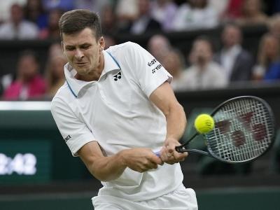 Poľský tenista Hubert Hurkacz