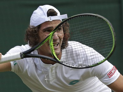 Juhoafrický tenista Lloyd Harris
