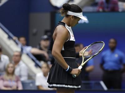 Naomi Osaková titul na US Open neobháji