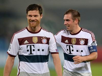 Xabi Alonso a Philipp
