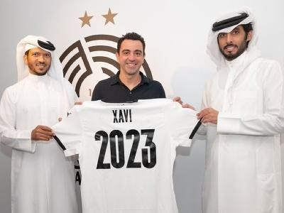 Xavi Hernández sa dohodol