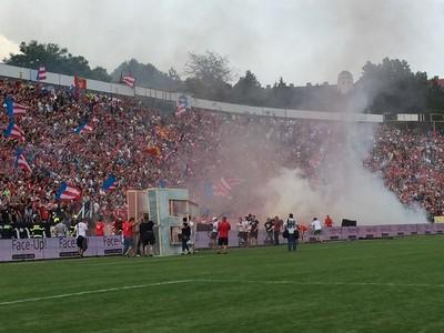 Rozlúčkový zápas českého futbalistu