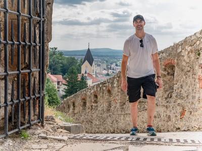 Zdeno Chára v Trenčíne