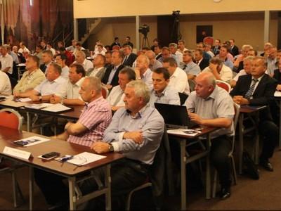Delegáti konferencie SFZ