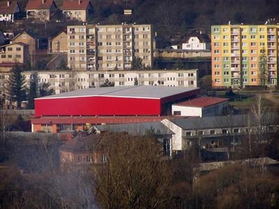 Zimný štadión Petra Bindasa,