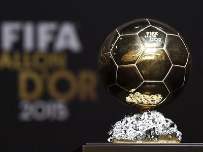 Zlatá lopta FIFA 2015