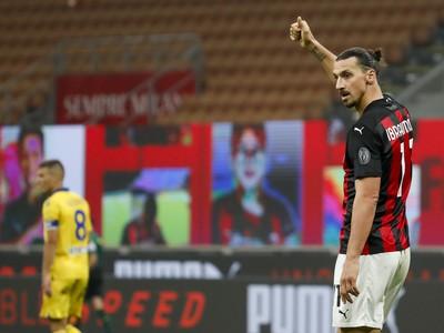 Zlatan Ibrahimovič v zápase