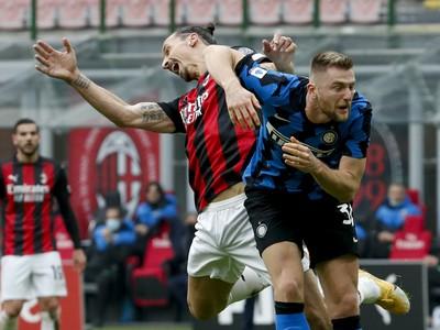 Zlatan Ibrahimovič a Milan