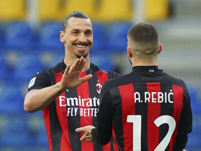 Zlatan Ibrahimovič a Ante