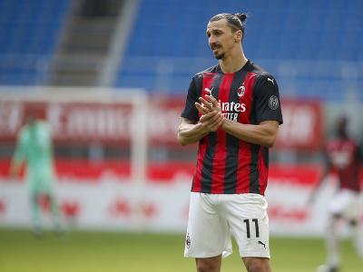 Zlatan Ibrahimovič v drese