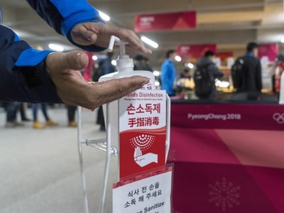 Organizátori zimnej olympiády v