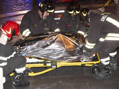 Pri poruche eskalátora v Ríme sa zranilo 20 ľudí