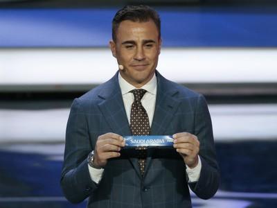 Fabio Cannavaro, držiteľ Zlatej