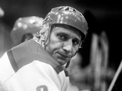 Sovietsky hokejový reprezentant a