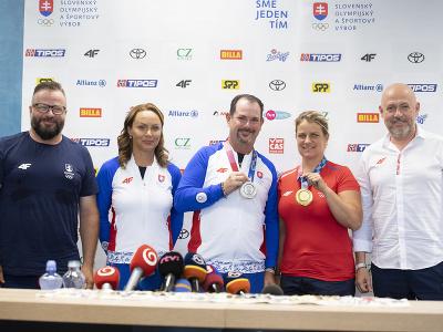 Sprava prezident Slovenského olympijského