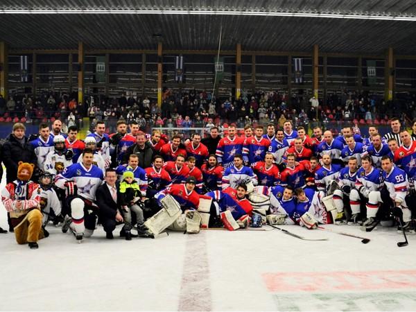 Detva zažila premiérový Zápas hviezd I. hokejovej ligy