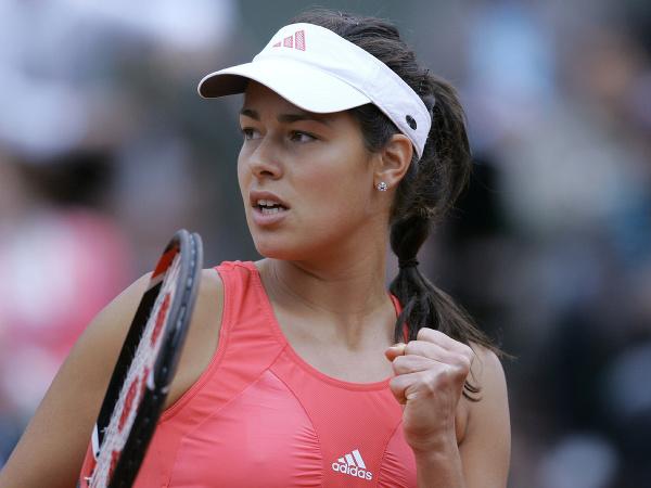 Bývalá srbská tenistka Ana Ivanovičová