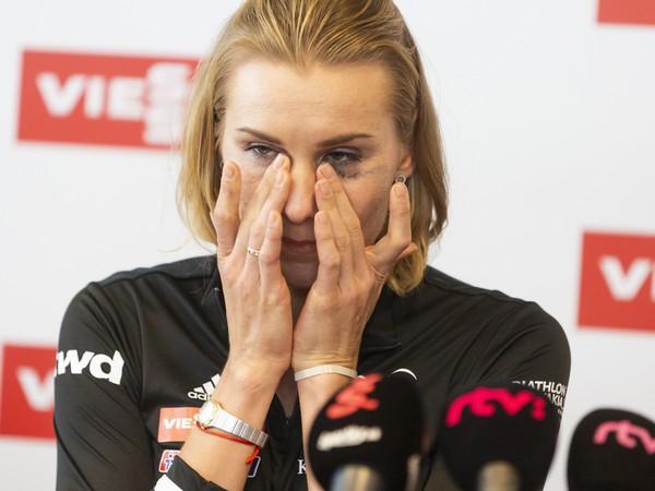 Slovenská biatlonistka Anastasia Kuzminová ukončila športovú kariéru