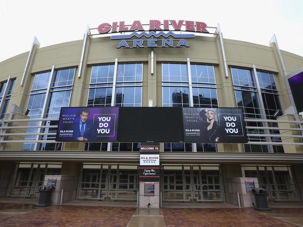 Gila River Arena - domovský stánok tímu Arizona Coyotes