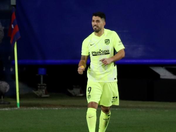 Luis Suárez sa raduje z gólu