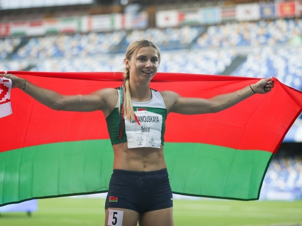 Kristina Timanovská